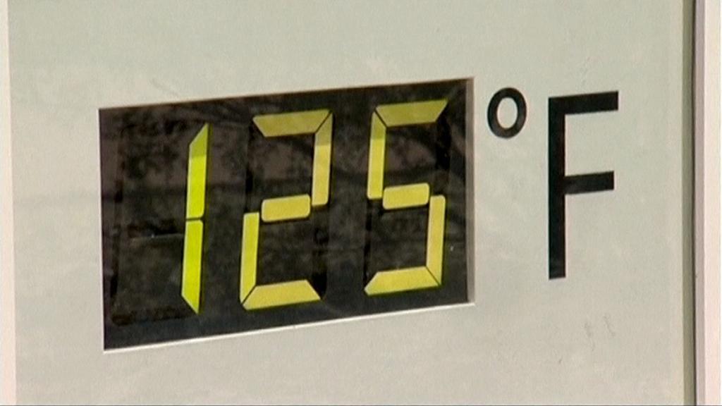 Jihozápad USA trápí rekordní vedra