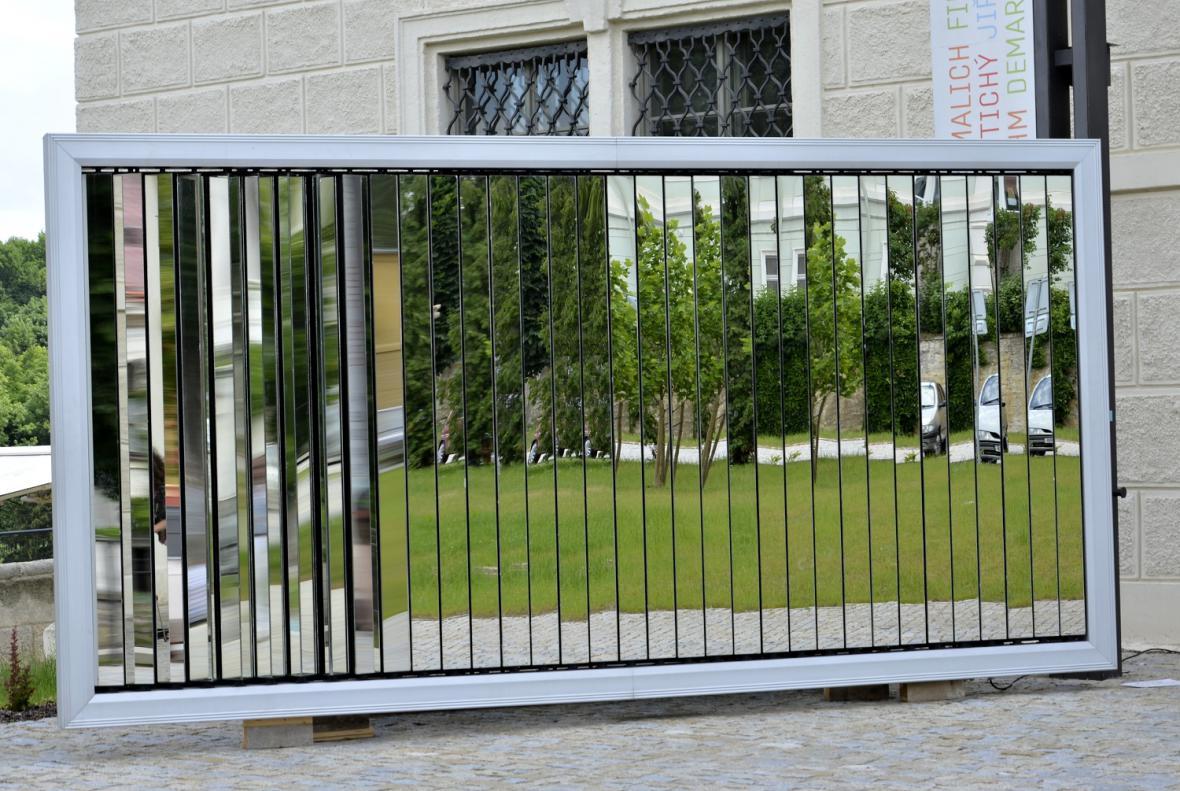 Klára Horáčková / Zrcadlo, 2013