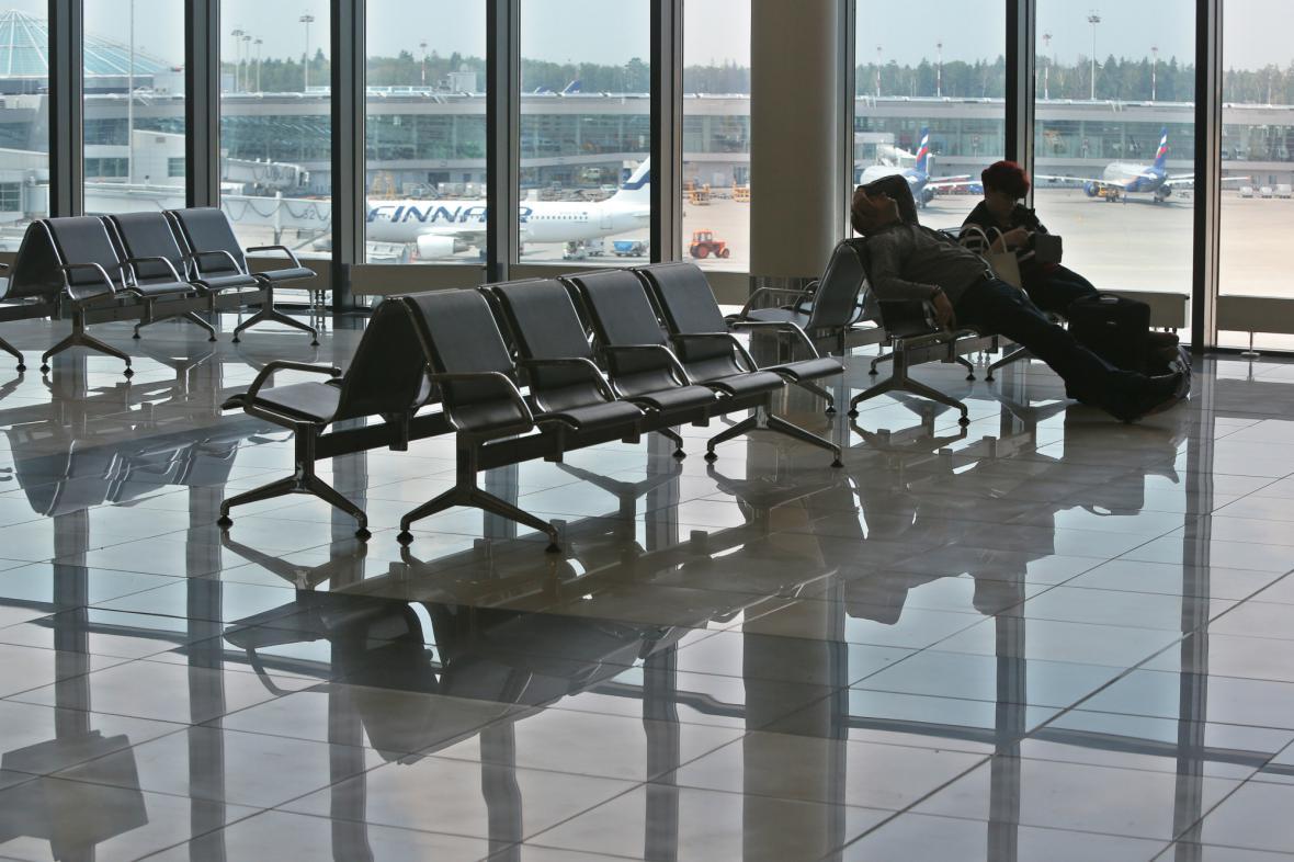 Tranzitní zóna letiště Šeremeťjevo