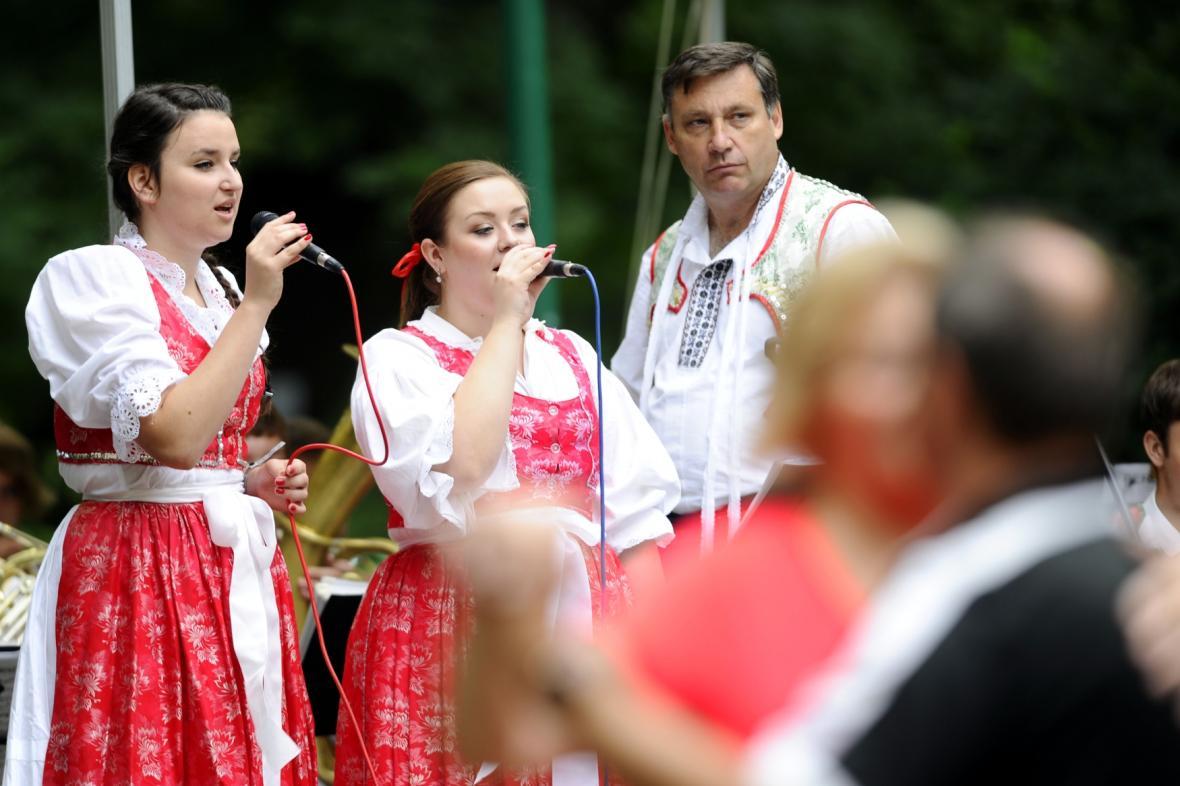 Strážnický festival patří mezi nejznámější v Evropě