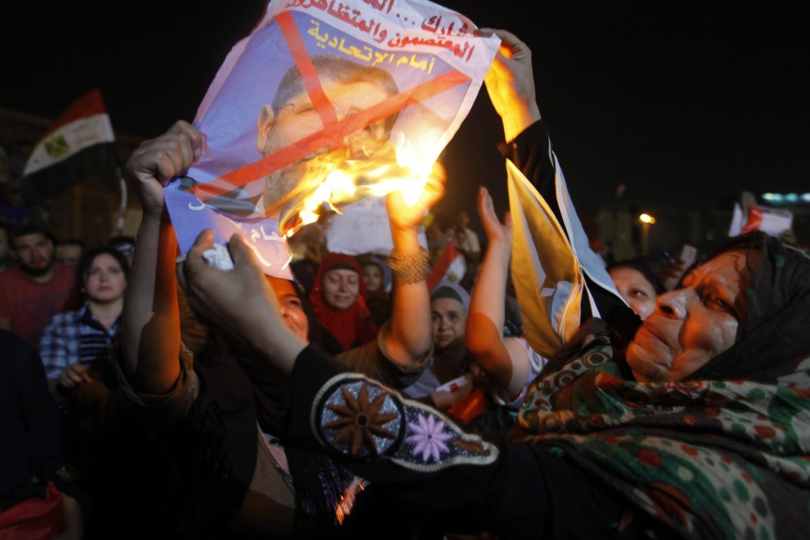 Mursího odpůrci