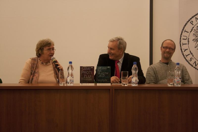 Prezentace projektů o.s. PANT ve Varšavě
