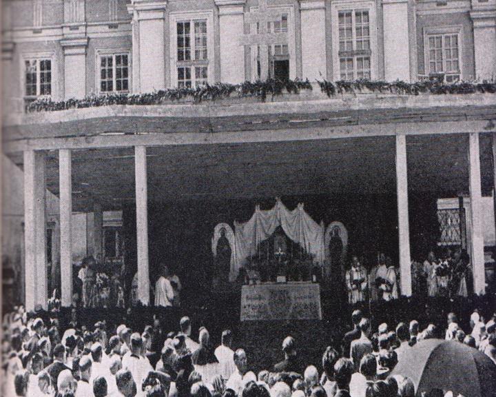 Mírová pouť na Velehradě (1950)