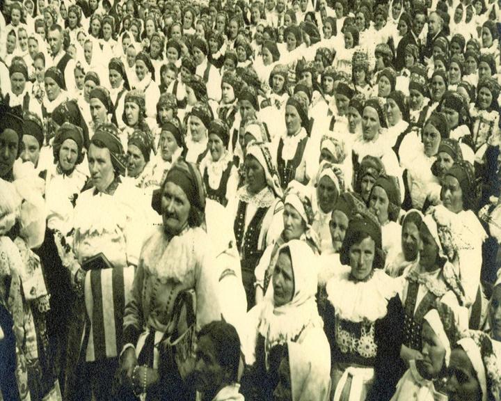Velehradská pouť z roku 1936