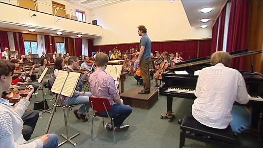 Ivo Kahánek a Janáčkova filharmonie Ostrava