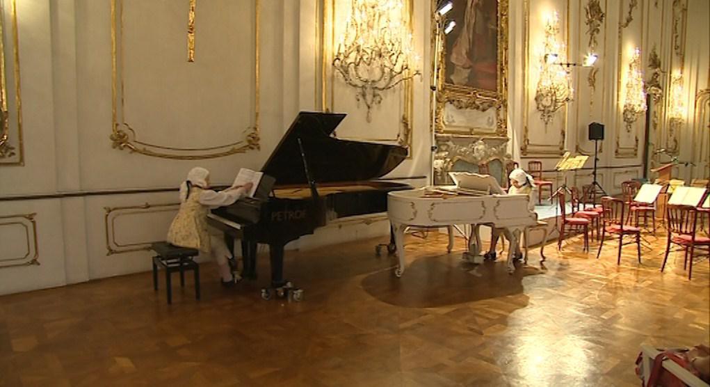 Koncertní sonáta pro dva klavíry