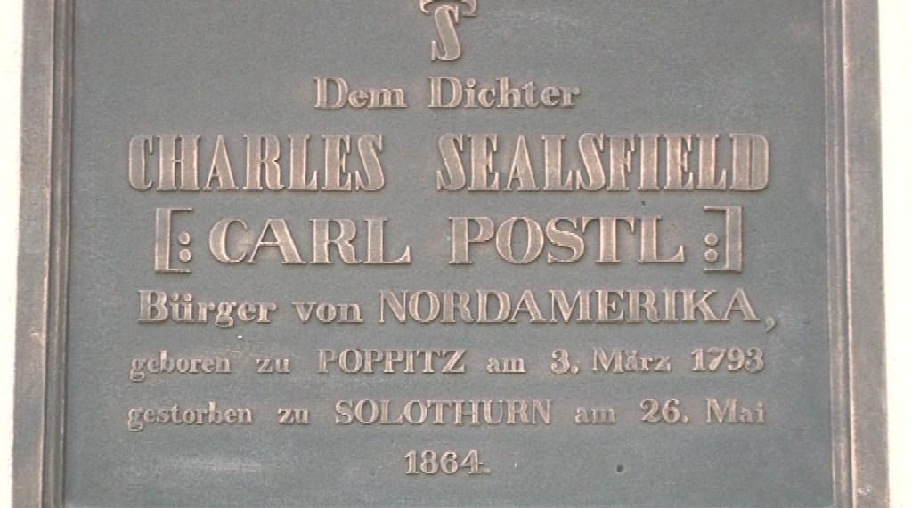 Pamětní deska na rodném domě zapomenutého spisovatele