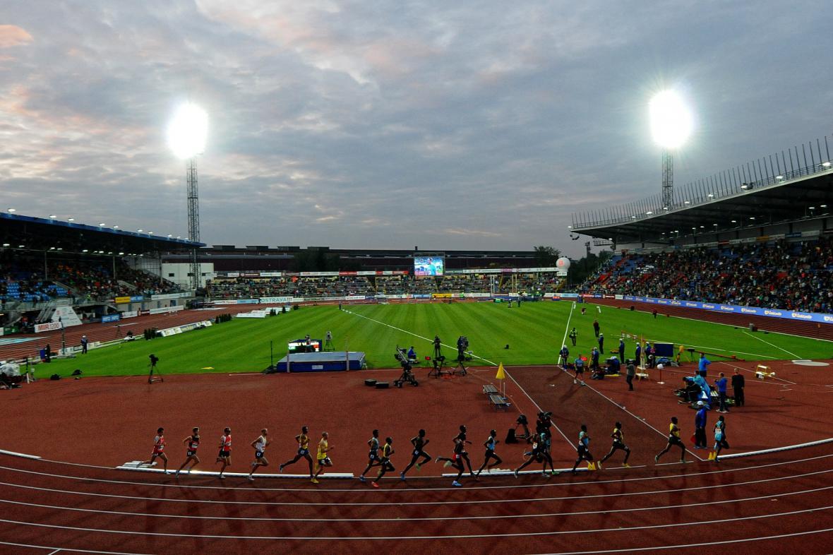 Městský stadion Ostrava nabírá kouzlo evropských  sportovišť. A to ještě není rekonstrukce na konci