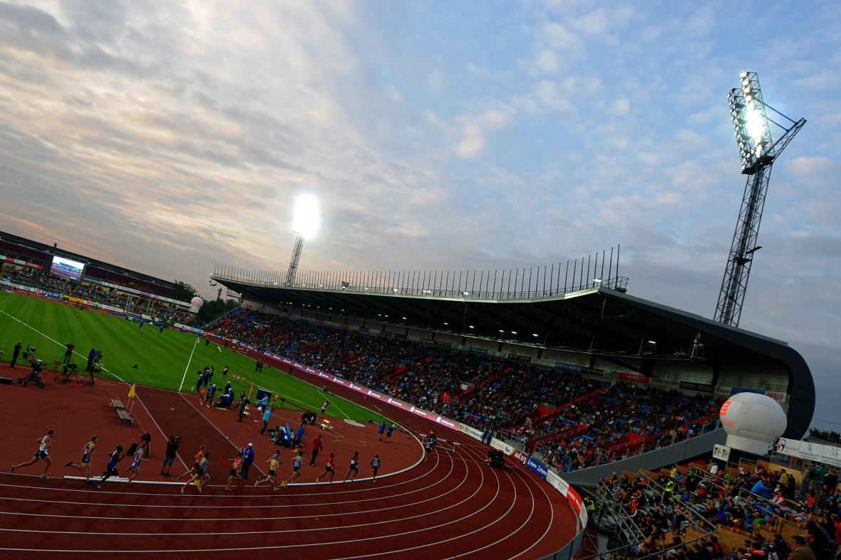 Nová tribuna Městského stadionu v Ostravě posouvá areál světovým směrem