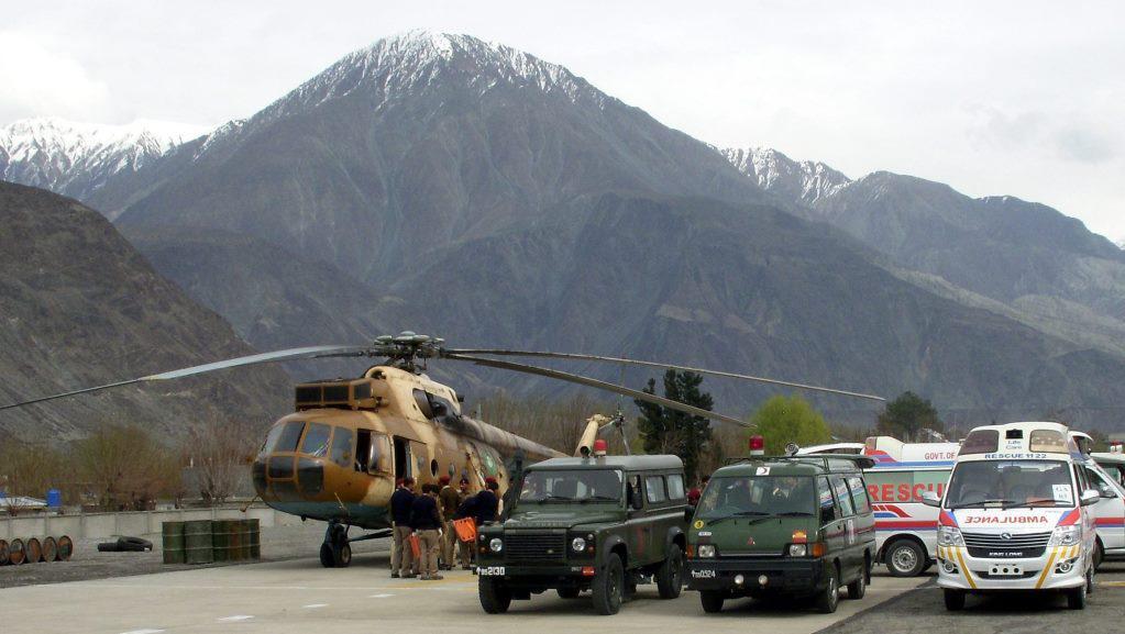 Oblast Gilgit-Baltistán