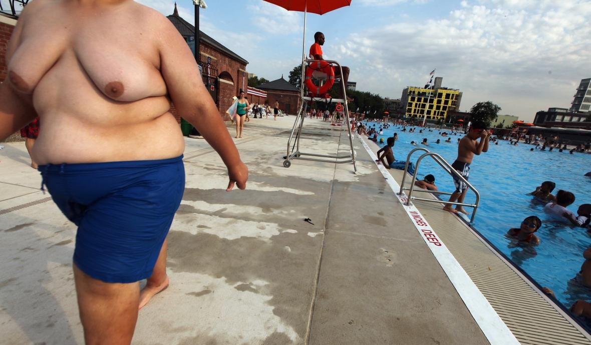 Obezita v USA