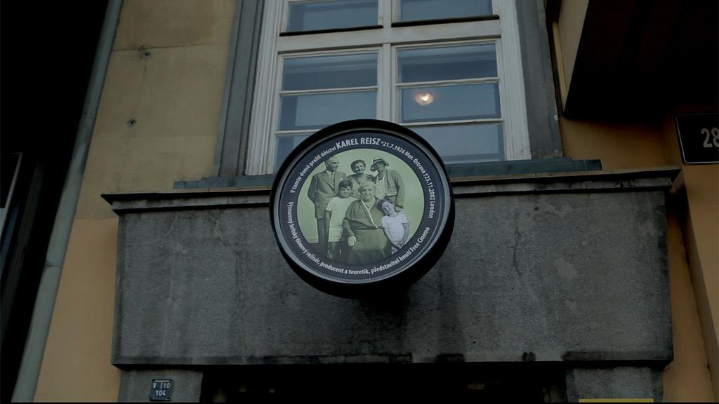 Karel Reisz - natáčení v Ostravě