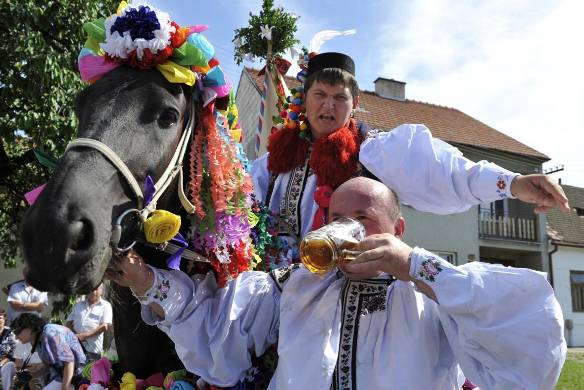 Folklorní festival Strážnice 2012