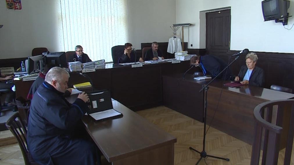 Dnešní jednání Krajského soudu v Brně