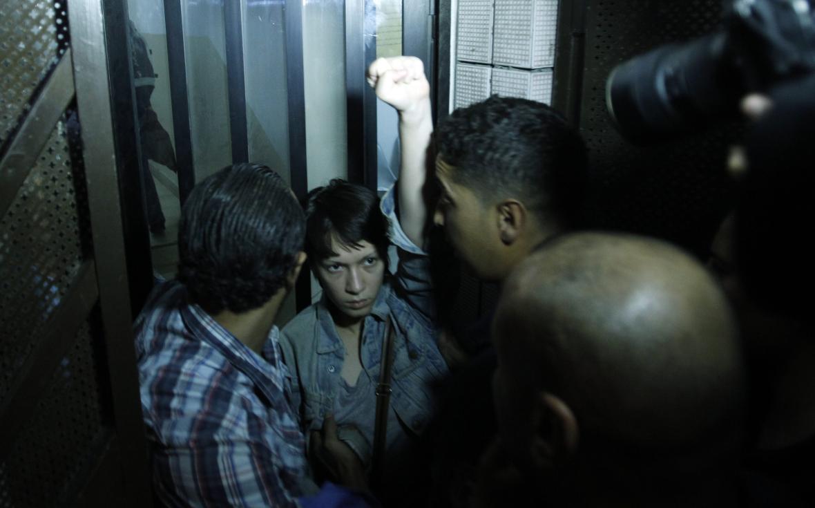 Aktivistky Femen po propuštění z vězení v Tunisku