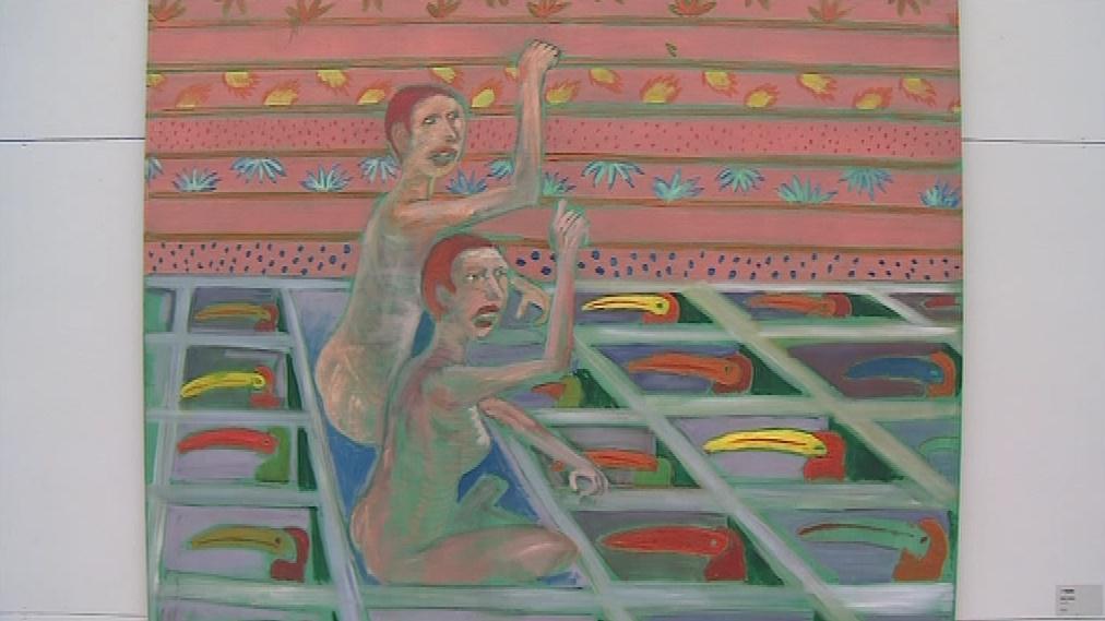 Wannieck Gallery zahájila  po sporech první novou výstavu