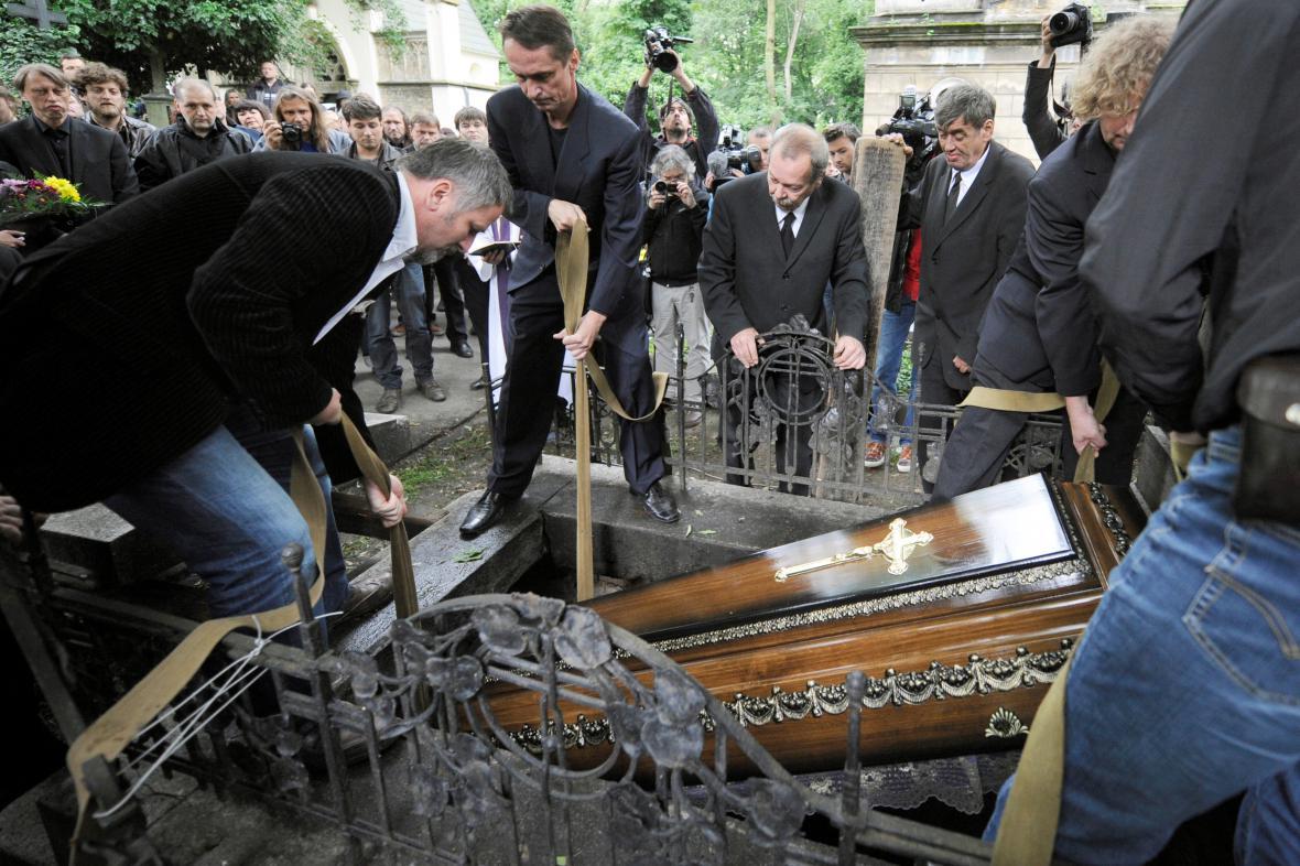 Pohřeb Filipa Topola