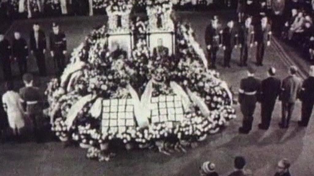 Pohřeb Jurije Gagarina