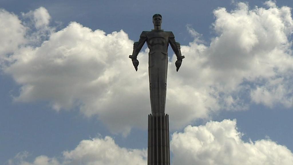Socha Jurije Gagarina