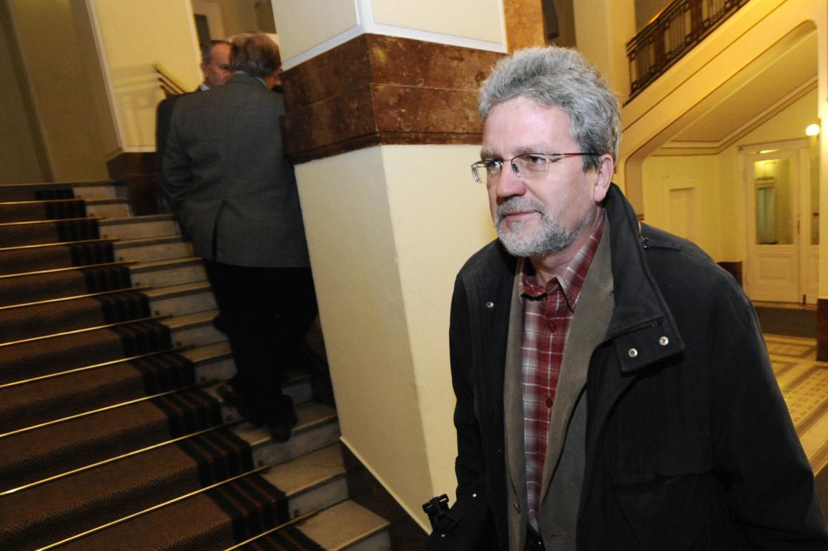 Tomáš Kladívko na snímku z roku 2008