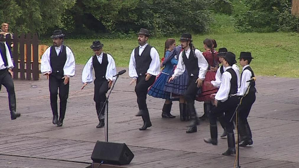 Strážnický festival patří k největším folklórním akcím roku