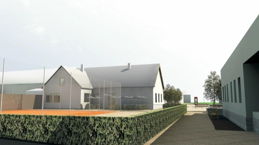 Návrh rekonstrukce návsi v Bedřichovicích
