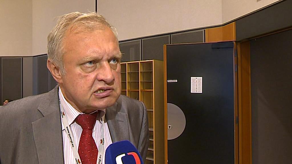 Miloslav Ransdorf v rozhovoru pro ČT
