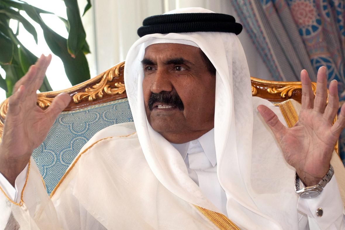 Hamad bin Chalífa Sání