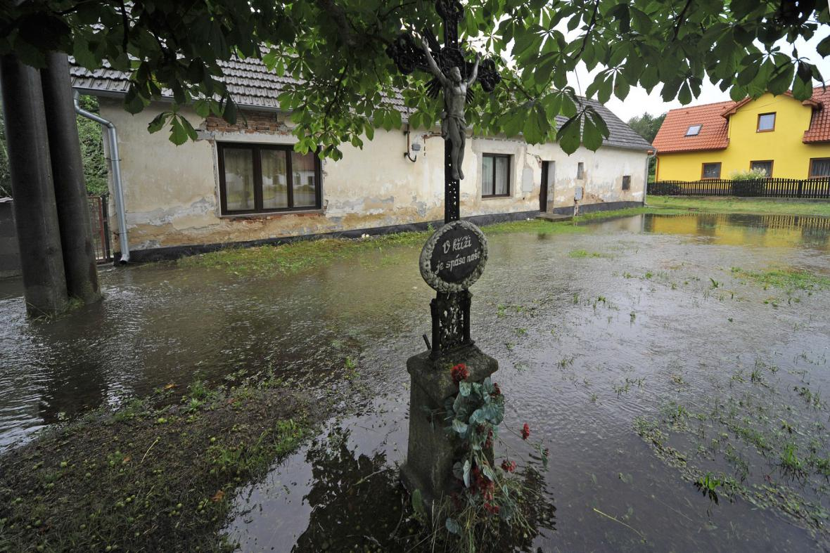 Povodně v Polné