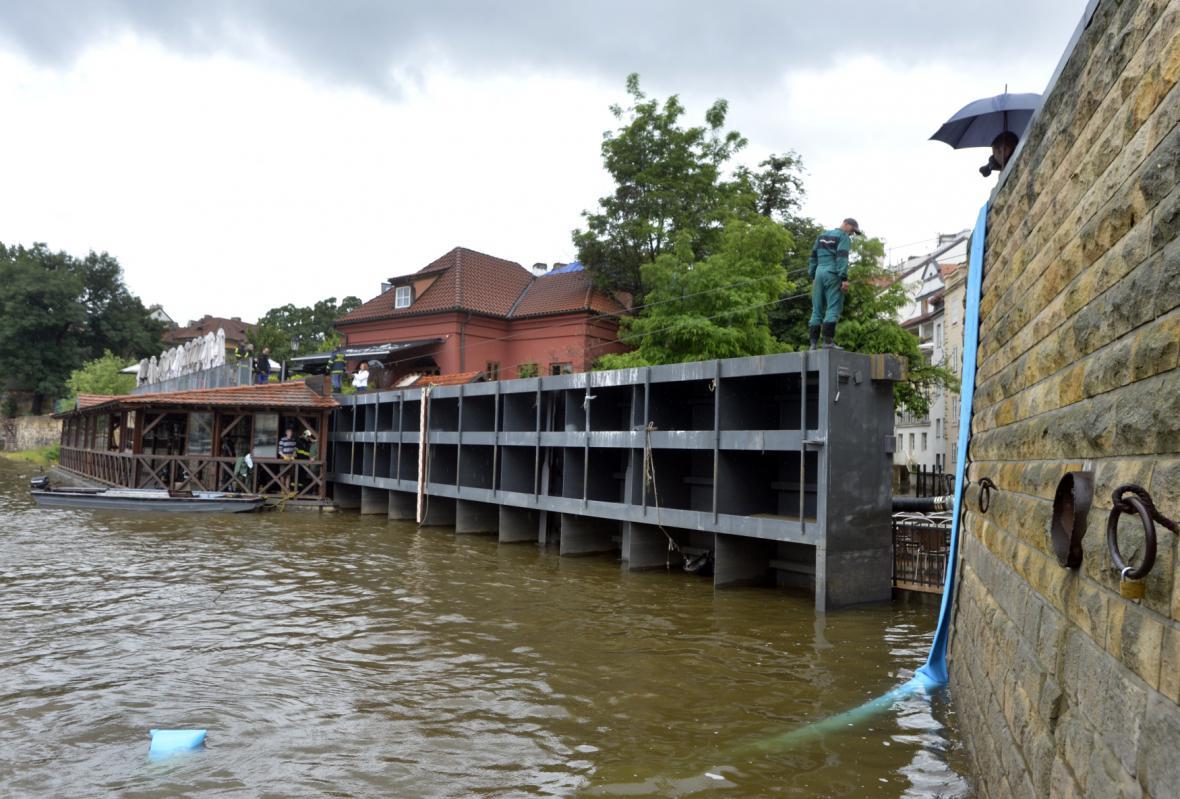 Povodňová vrata