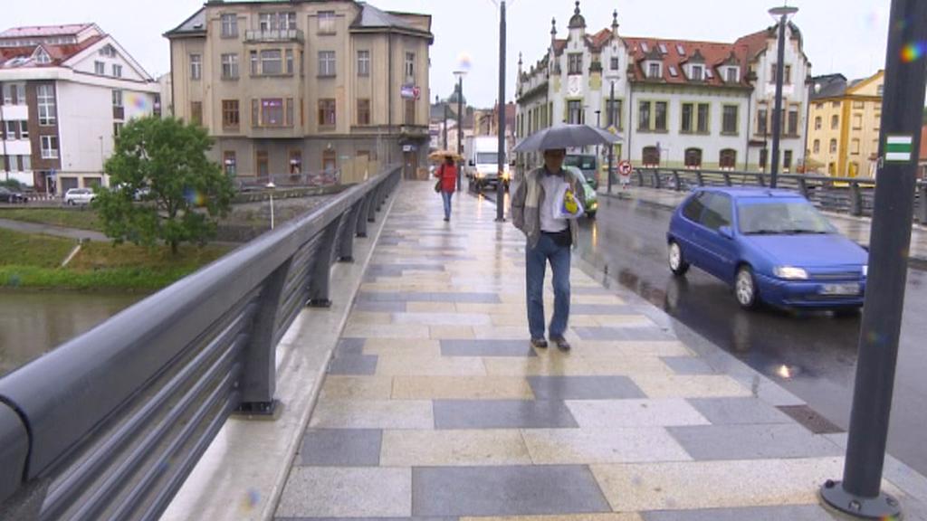 Most sv. Kateřiny v Havlíčkově Brodě