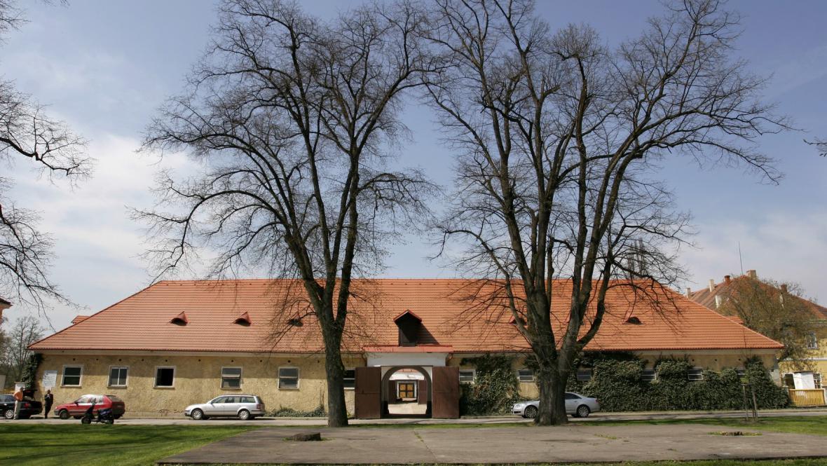Národní hřebčín v Kladrubech