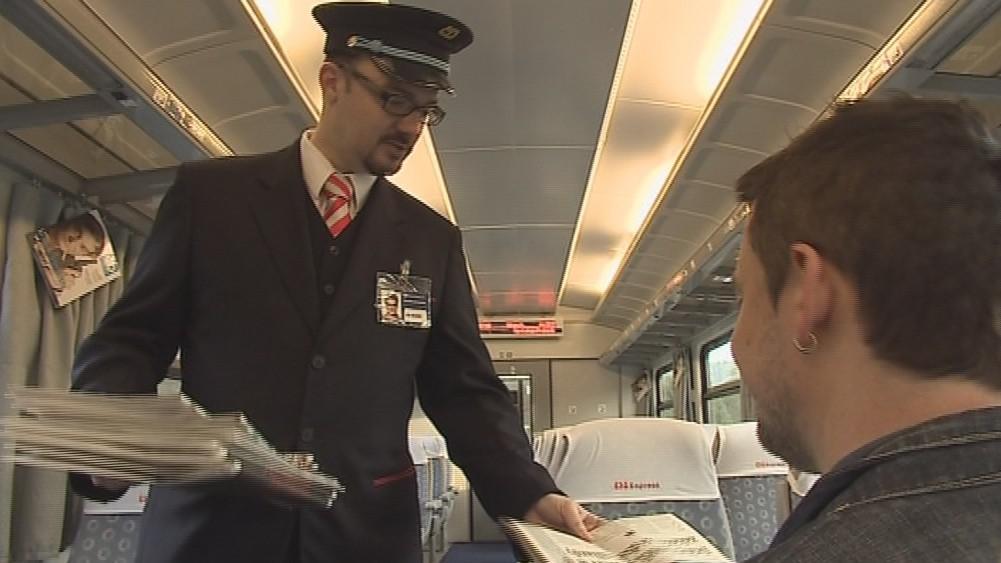 D1 Express vozí cestující mezi Brnem a Prahou