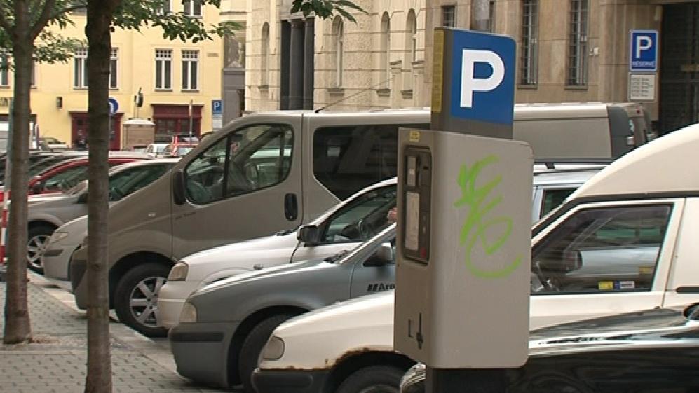 Brno chce rezidenční parkování