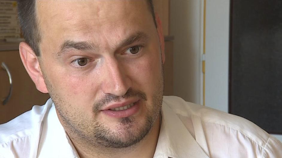 Martin Koryčanský, koordinátor antikonfliktních týmů při Policejním prezidiu