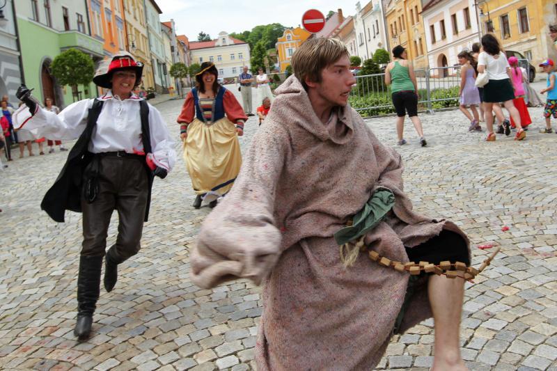 750 let města Vimperk