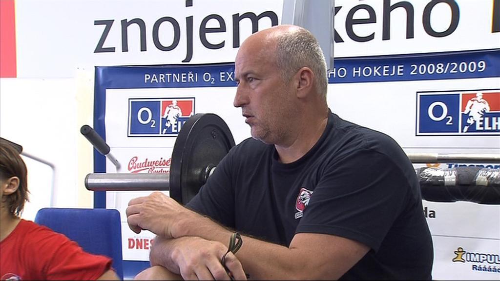 Martina Stloukala nahradil u Orlů Jiří Režnar