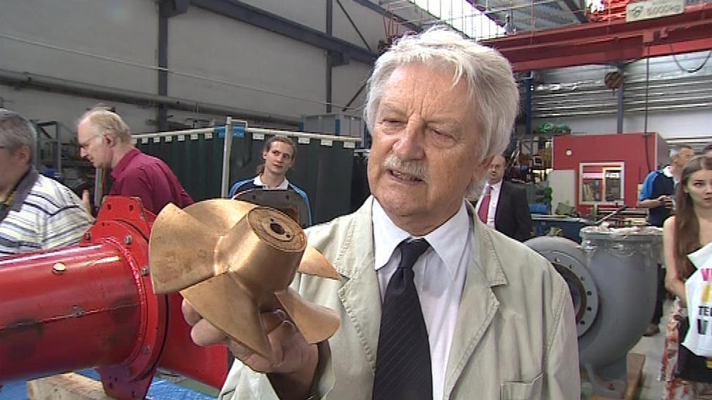 Profesor František Pochylý