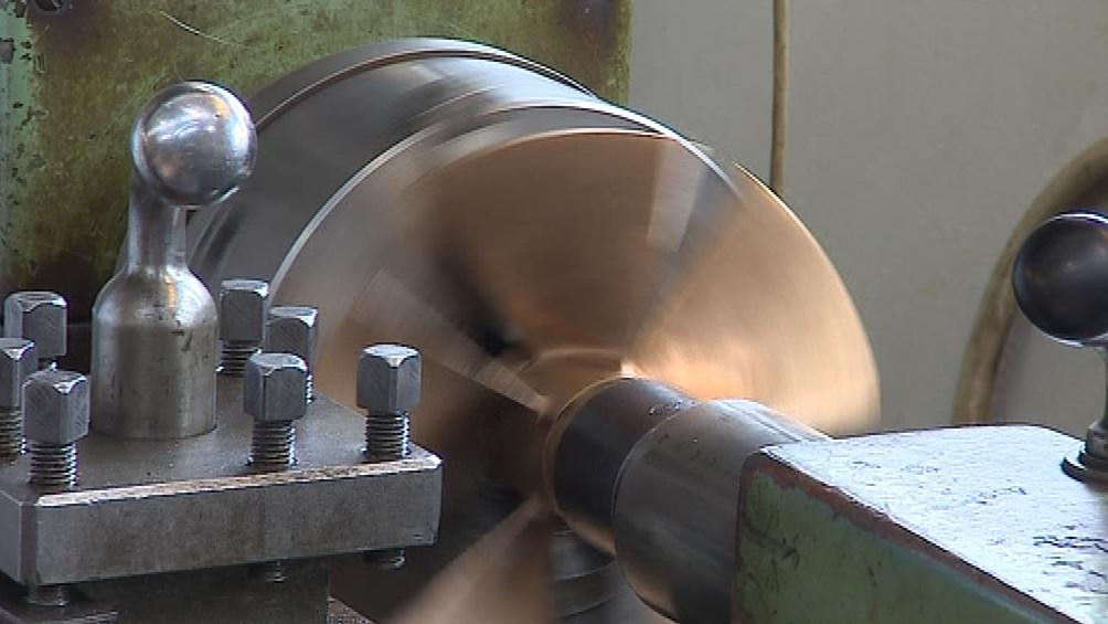 Kaskádová vírová turbína