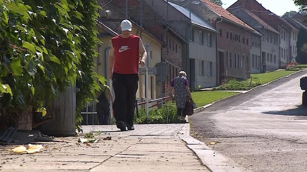 Prasklice na Kroměřížsku