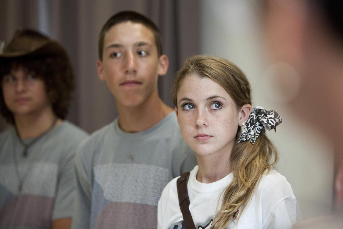 V Česku jsou mladí Texasané poprvé