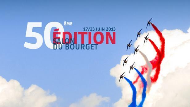 Aerosalon v Le Bourget