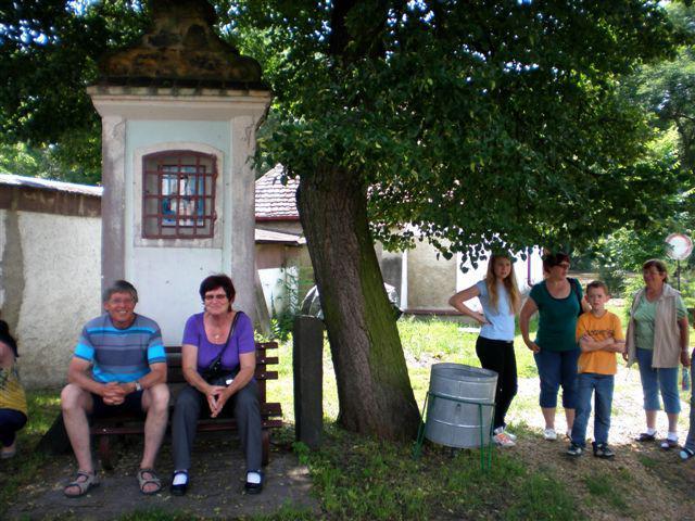 Antonínská pouť v Košticích