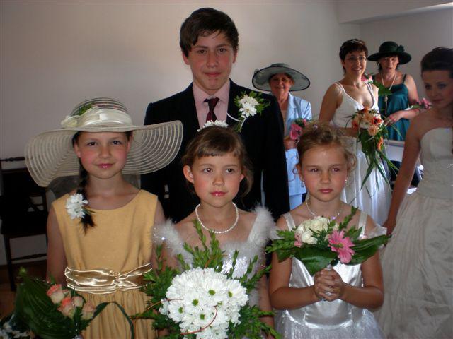 Svatební výstava v Košticích