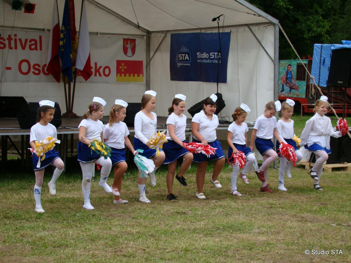 Mezinárodní festival dětí sjednocené Evropy