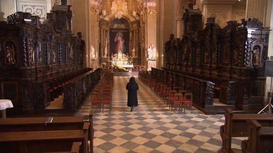 Dokument Bazilika o osudech Velehradu za minulého režimu