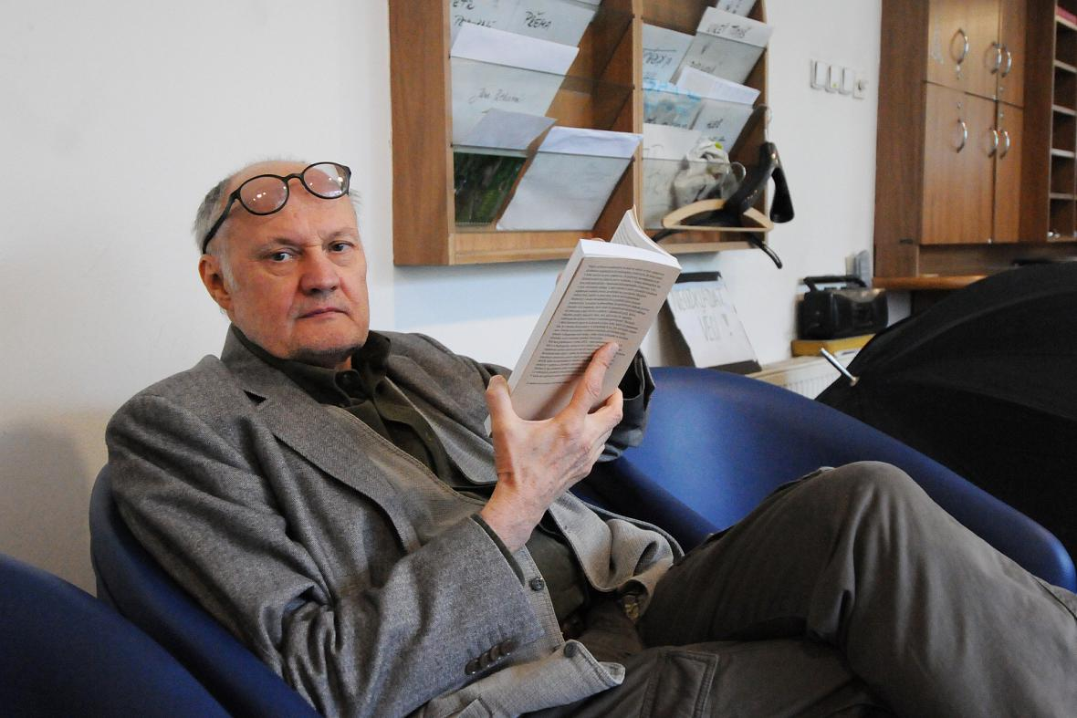 Václav Bělohradský, sociolog a filozof