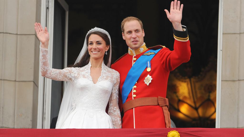 Svatba Kate Middleton a prince Williama