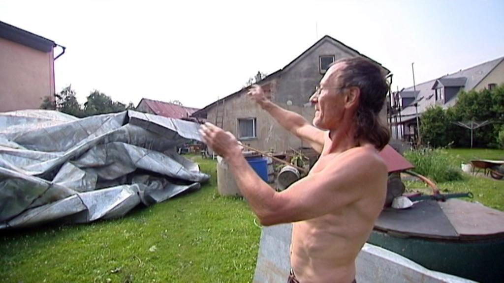 Škody napáchané tornádem