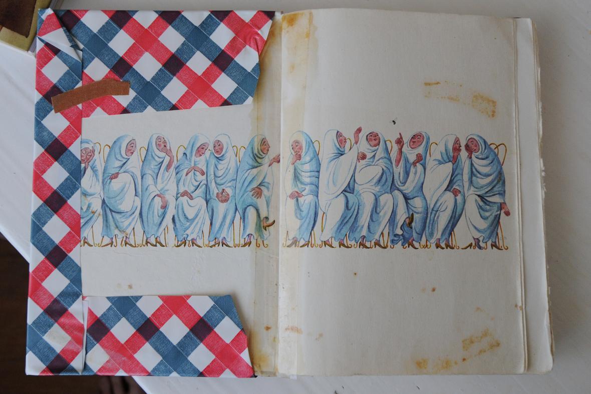 Ilustrace Cyrila Boudy